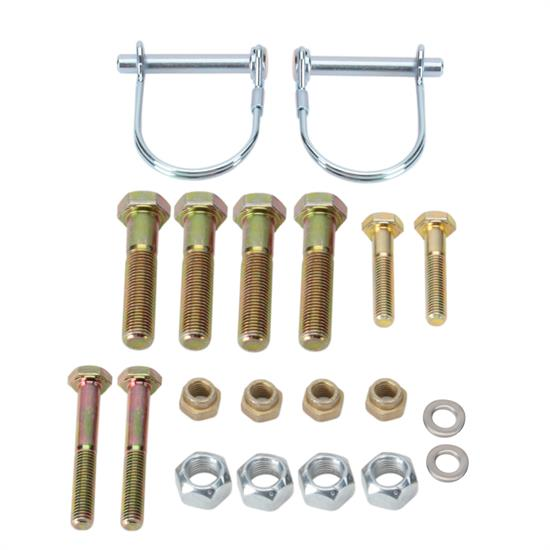 Henchcraft Top Wing Bolt Kit