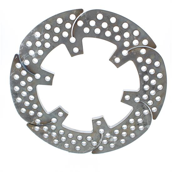 Henchcraft® 9707207 Rear Rotor