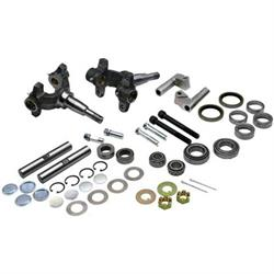 Track-T Chevy Spindle & Brake Bracket Kits