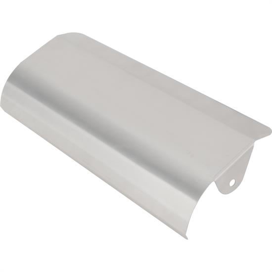Henchcraft Aluminum Air Deflector, Brushed Finish