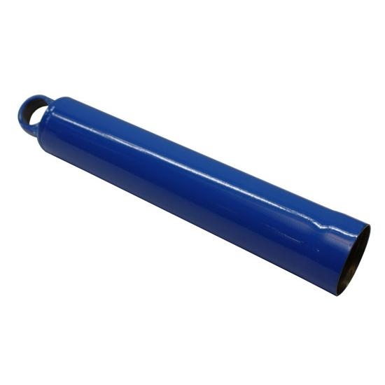 Afco Replacement Steel Body Mono Tube, 7 Inch, Schrader Valve