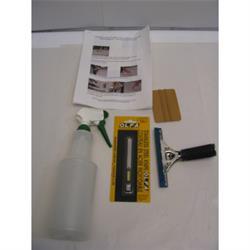 Garage Sale - Racing Optics Windshield Tearoff Install Kit