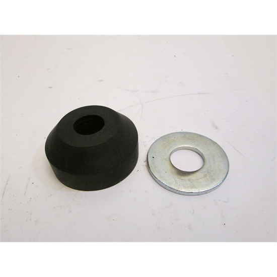 Garage Sale - AFCO Black Damper Bushings, 2-1/4 O.D.