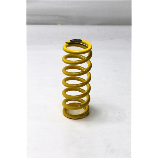 Garage Sale - AFCO Yellow 2-5/8 I.D. Coil-Over Spring, 10 Inch, 425 Rate