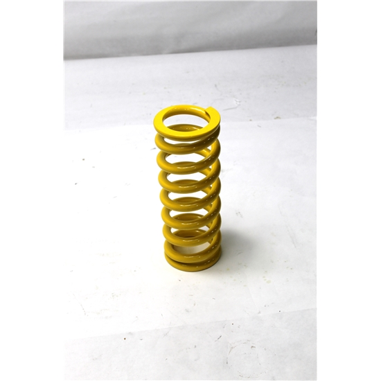 Garage Sale - AFCO Yellow 2-5/8 I.D. Coil-Over Spring, 10 Inch, 525 Rate