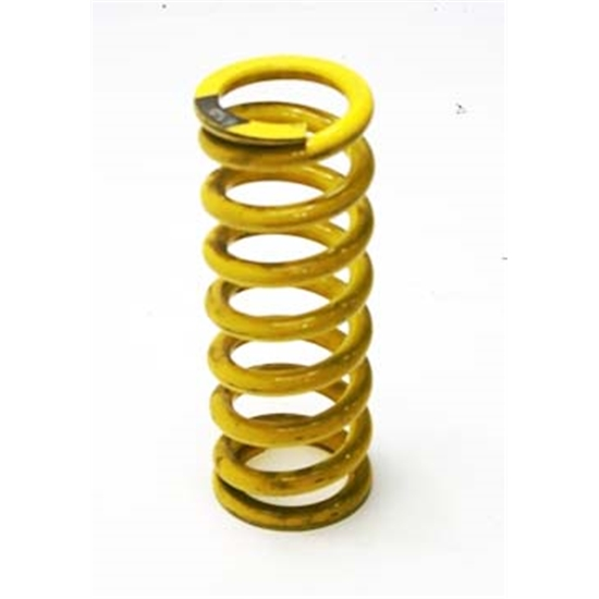 Garage Sale - AFCO Yellow 2-5/8 I.D. Coil-Over Spring, 10 Inch, 650 Rate