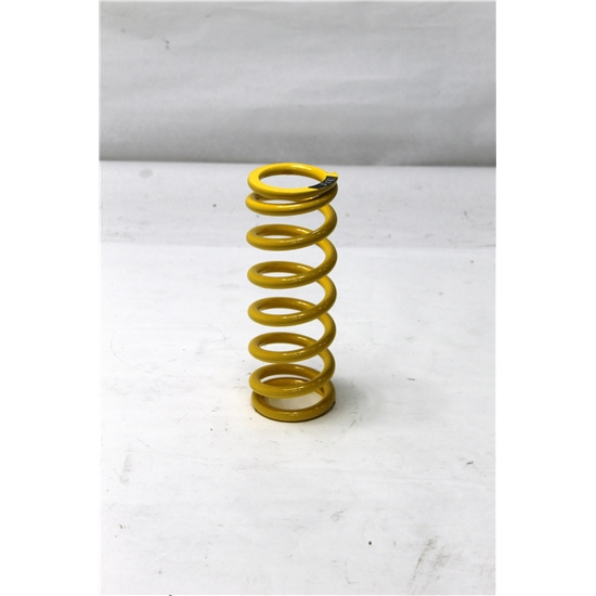 Garage Sale - AFCO Yellow 2-5/8 I.D. Coil-Over Spring, 10 Inch, 375 Rate