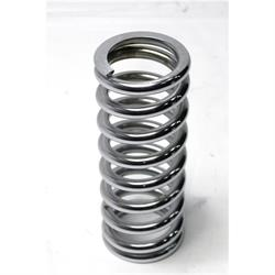 Garage Sale - Pro 9 Inch Chrome Coil-Over Springs, 2-1/2 Inch I.D., 450 Rate