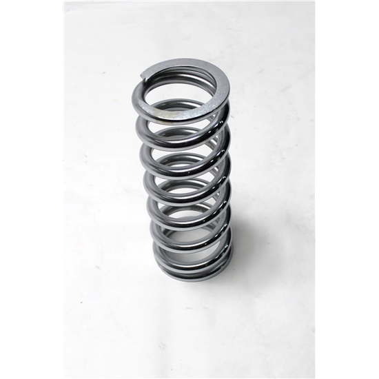 Garage Sale - Pro 9 Inch Chrome Coil-Over Springs, 2-1/2 Inch I.D., 300 Rate