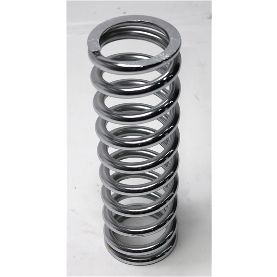 Garage Sale - Pro 11 Inch Chrome Coil-Over Springs, 2-1/2 Inch I.D., 225 Rate
