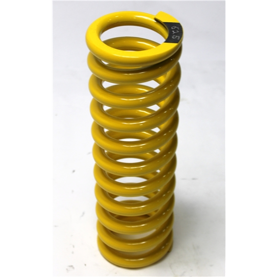 Garage Sale - AFCO Yellow 2-5/8 I.D. Coil-Over Spring, 12 Inch, 525 Rate