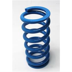 Garage Sale - AFCO Pro Touring Blue 2-5/8 I.D. Coil-Over Springs, 8 Inch, 500 Rate