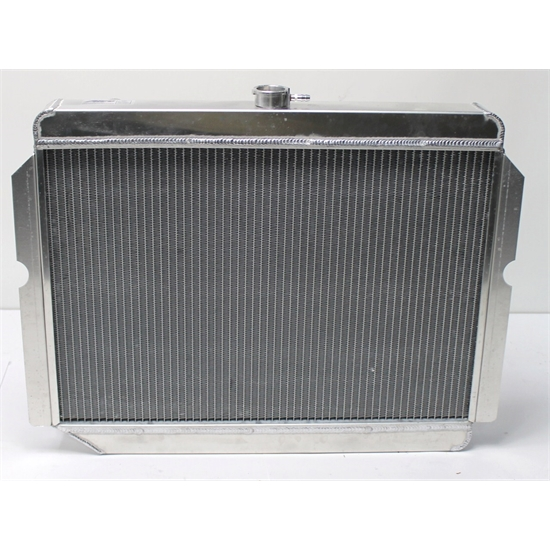 AFCO Direct Fit 60-78 Mopar A,B,E-Body Radiator, 26X22, No Trans