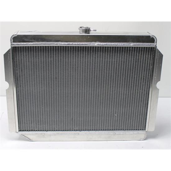 AFCO Direct Fit 60-78 Mopar A,B,E-Body Radiator, 26X22, No Trans