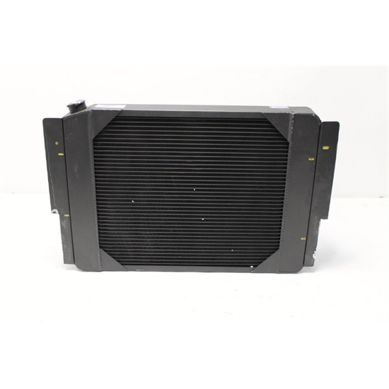 AFCO Black Custom 26 X 19 Crossflow Radiator