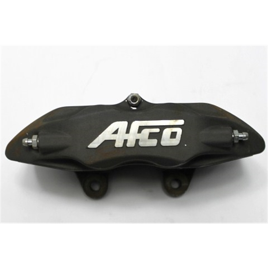 Garage Sale - AFCO 6630030 F88 Forged Aluminum Caliper, 1.25 Rotor, 1-3/8 Pistons