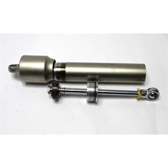 "Garage Sale - AFCO 75 Series 1/2"" Shaft Steel Monotube Bulbe Shock, 7 Inch Stroke, Partial Build"