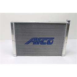 AFCO 80185NDP-16 Double Pass Radiator -16AN Inlet 1-3/4 Inch Outl