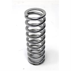 Garage Sale - Pro 8 Inch Chrome Coil Spring, 1-7/8 I.D., 280 Rate