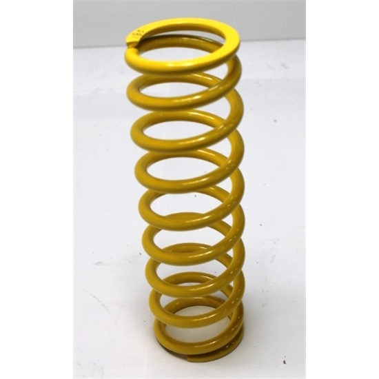 Garage Sale - AFCO Yellow 2-5/8 I.D. Coil-Over Spring, 12 Inch, 185 Rate