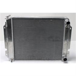 Garage Sale - AFCO 1966-67 Chevelle LS Swap Alum Radiator, No Trans Cooler