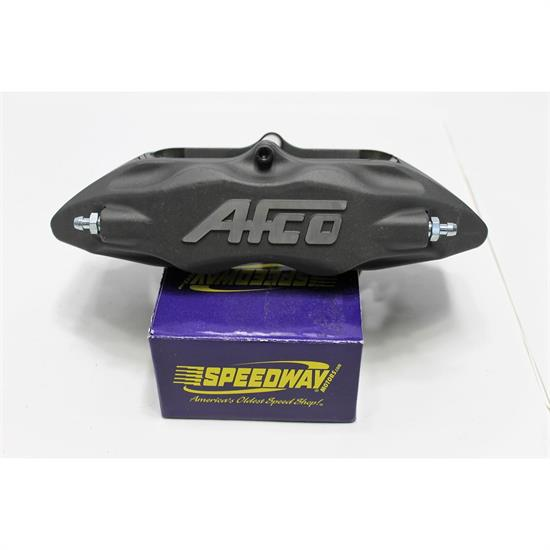 Garage Sale - AFCO 6631080 F88 Forged Alum. Caliper, Staggered 1-3/4 Inch Piston, RH