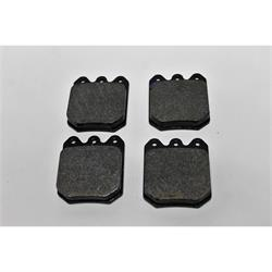 Garage Sale - AFCO 6654021 F11 C2 Compound Brake Pads for Steel Rotors