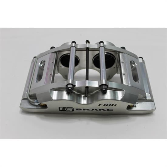 Garage Sale - AFCO 7241-1001 F88i RH Rear Aluminum Caliper-1.88 Bore/1.25 Inch Rotor