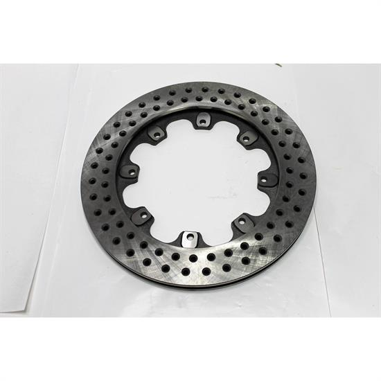Garage Sale - AFCO 6640116 12.19 In Pillar Vane Drilled Rotor, .810 In