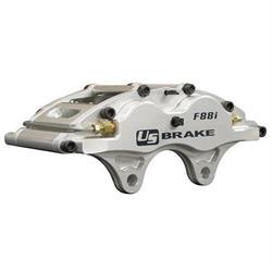 Garage Sale - AFCO 7241-1006 F88i Series LH Rear Alum Caliper, 1.88 Bore/.810 Rotor