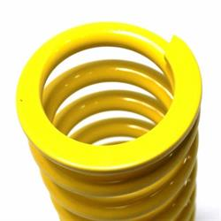 Garage Sale - AFCO Yellow 2-5/8 I.D. Coil-Over Spring, 10 Inch, 475 Rate