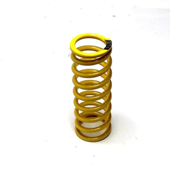 Garage Sale - AFCO Yellow 2-5/8 I.D. Coil-Over spring, 10 Inch, 275 Rate