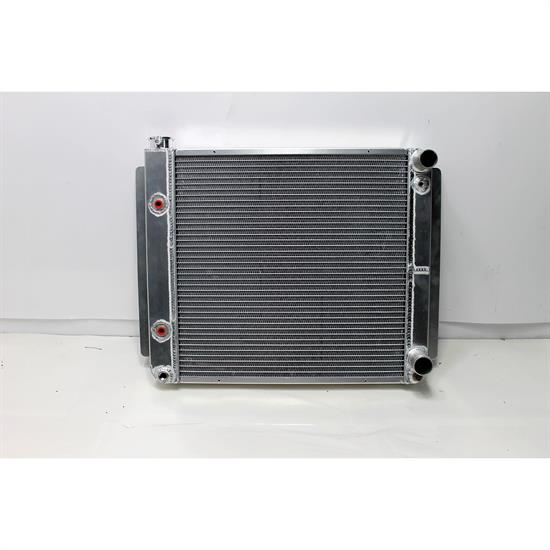 Garage Sale - AFCO Racing Custom Cross Flow Radiator, 80004-S-NA-Y
