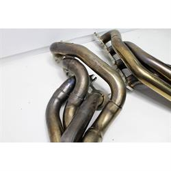 Dynatech® SuperMaxx® '11 Mustang GT 5.0 Long Tube Headers