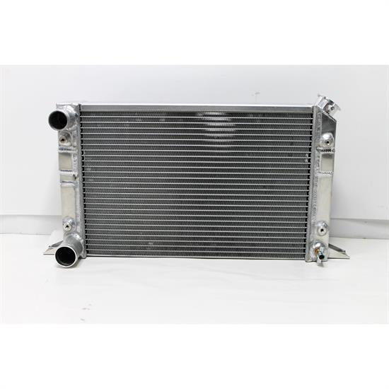 Garage Sale - AFCO 80105N Scirocco-Style Dual Pass Radiator LH In/Outlet 1.5/1.75 OD