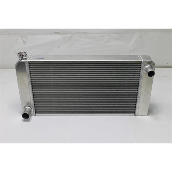 AFCO Custom Cross Flow Radiator
