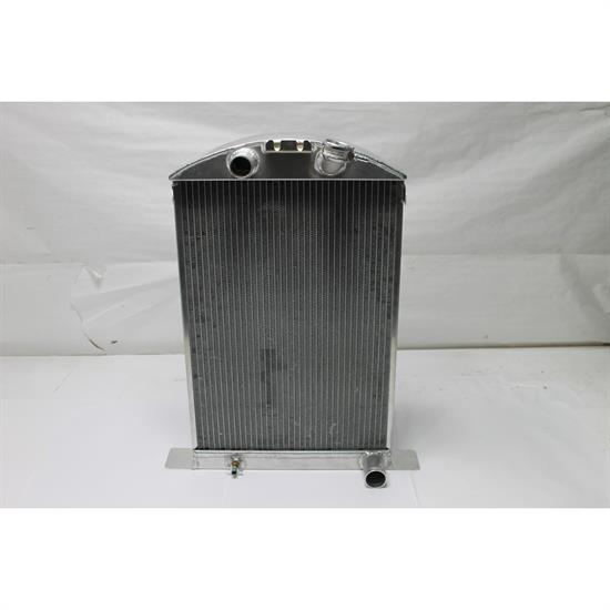 Garage Sale - AFCO 1937-38 Ford Aluminum Radiator, Chevy Engine