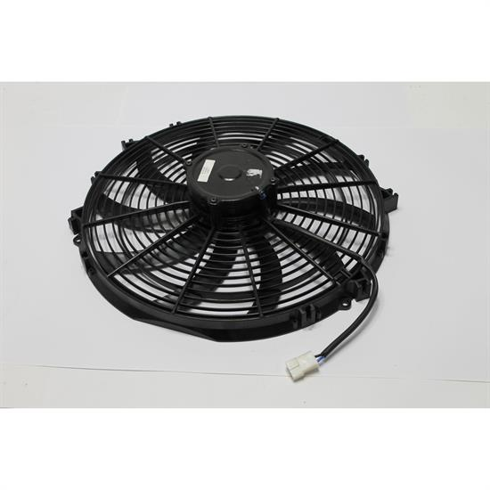 Garage Sale - AFCO 80177 Electric Cooling Fan, 16 Inch S-Blade