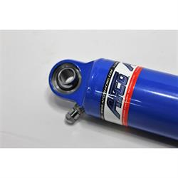 Garage Sale - AFCO 2374 Steel Body Gas Shock W/ Schrader Valve-7 Inch, Comp 4/Reb 4