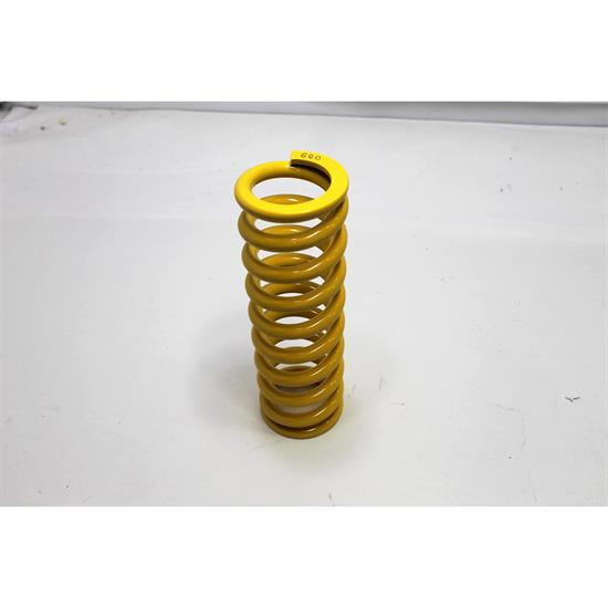 "Garage Sale - AFCO Coil Spring 2-5/8"", 12 Inch, 600 Lb Rating"