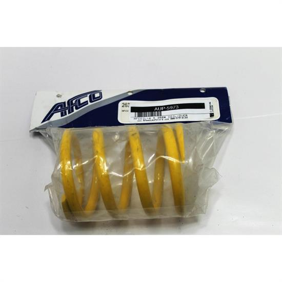 Garage Sale - AFCO 26350 Coil Spring, Rate: 350