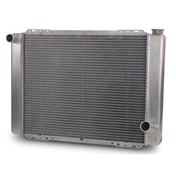 "Garage Sale - AFCO 80101N Universal Fit 27.5"" Chevy Racing Radiator, 22.38"" Core"