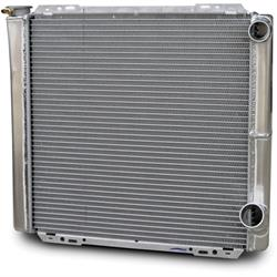 Garage Sale - AFCO 80100NDP Double Pass Radiator 22-3/8 Inch 1.5 In Right Side Inlet