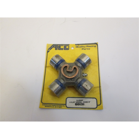 """AFCO U-JOINT 3 1//4/"""" X 3 1//4/"""" U Joint Solid  SPICER USA  1-1//16/"""" Caps  NEW"""