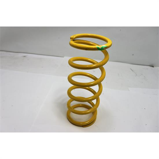 AFCO Racing AFCOIL 5x 13 Yellow Rear Coil Spring, 275 LB Rate