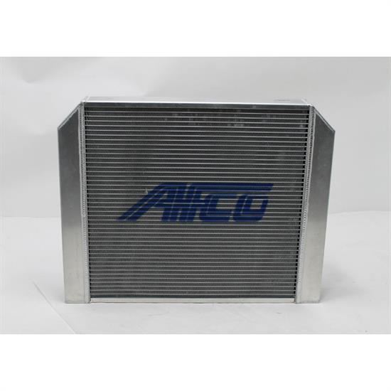 AFCO Custom Drag Radiator, Double Pass