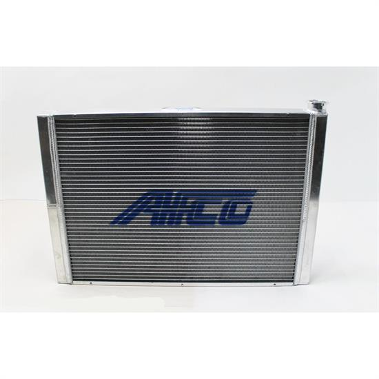 AFCO 80008 Custom Double Pass Radiator