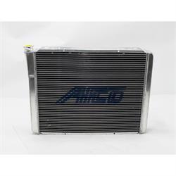 AFCO Economy Universal GM Aluminum Racing Radiator, 26 Inch
