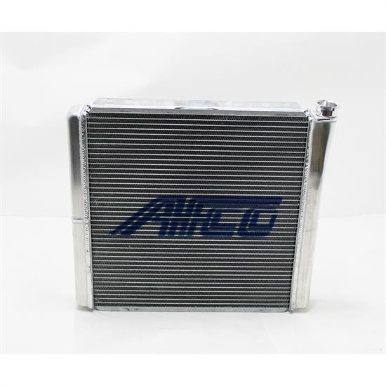 AFCO 80100NDP-16 Double Pass 22 Inch Radiator, AN16