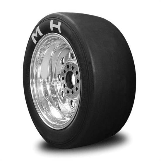 Coker Tire MHR064 M&H Drag Slick, 10.0/26.0-15 Tire